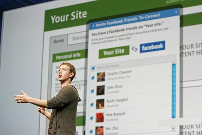 Mark Zuckerberg'in kayıp defteri!