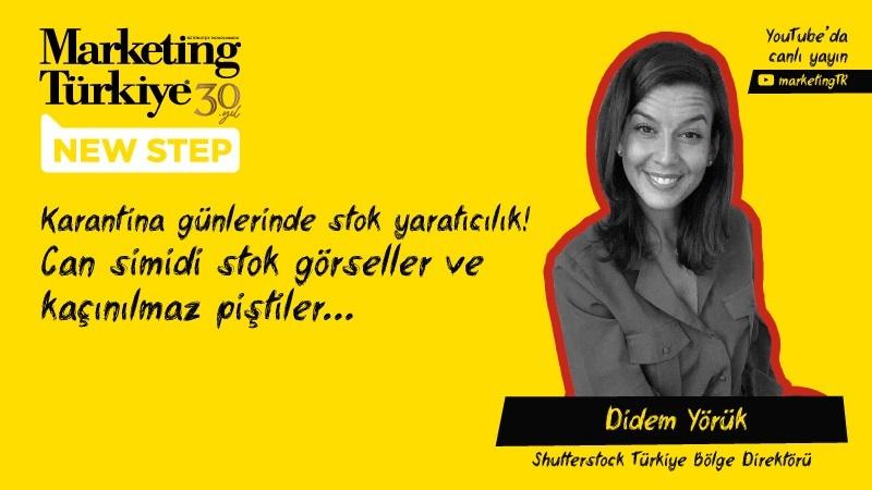 """Marketing Türkiye New Step: """"Karantina günlerinde stok yaratıcılık!"""""""