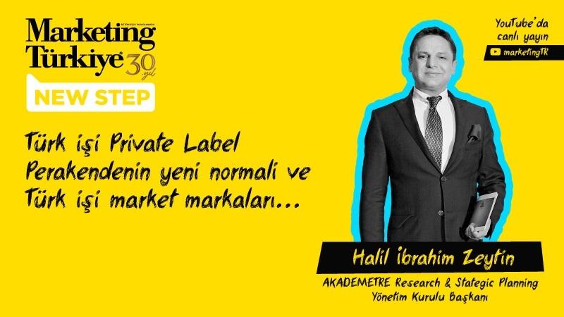 Perakendenin yeni normali ve Türk işi market markaları