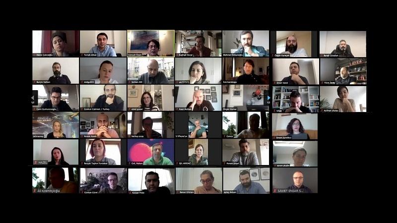 Social Media Awards Turkey jüri üyeleri online toplantıda bir araya geldi!