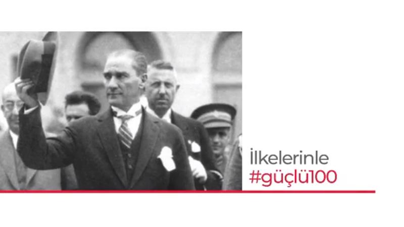 Kınık'tan Türkiye'nin asırlık gücünü anlatan 23 Nisan filmi