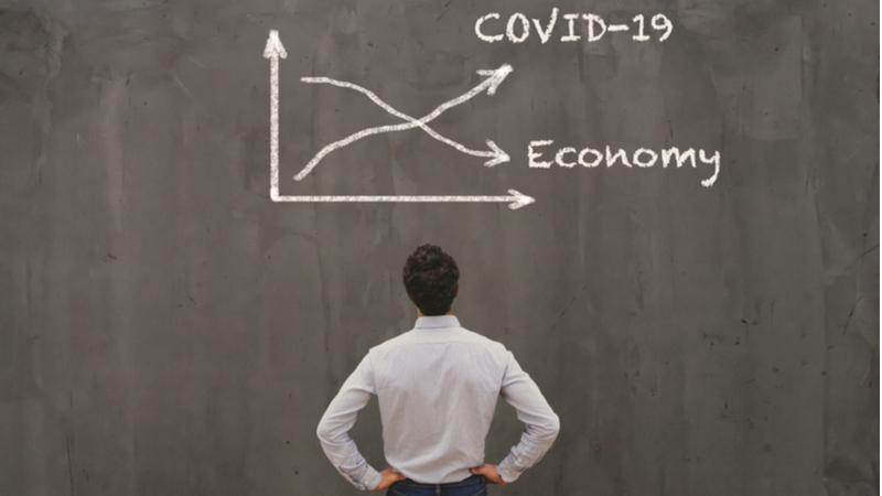 Koronavirüs dünya ekonomisinin yüzde 58'i üzerinde...