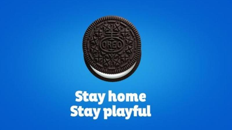 """Oreo """"Evde Kal, Eğlenceli Kal"""" kampanyasıyla evde geçen zamanı eğlenceye dönüştürmeyi amaçlıyor..."""
