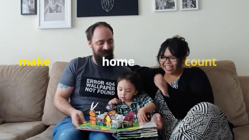 IKEA, ev yapımı bir filmle evde kalan herkese teşekkür ediyor