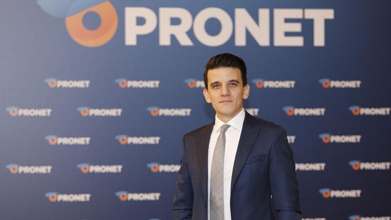 Pronet'in Pazarlamadan Sorumlu Genel Müdür Yardımcısı...