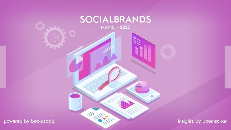 Karantinanın ikinci ayında sosyal medyanın zirvesinde hangi markalar var?