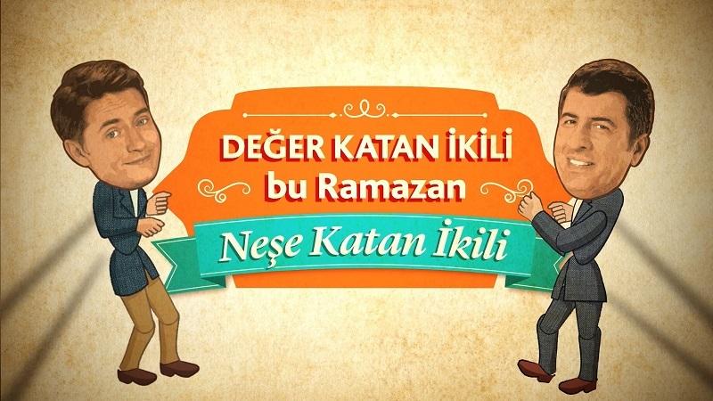 Albaraka Türk'ten Ramazana özel neşe katan ikili!