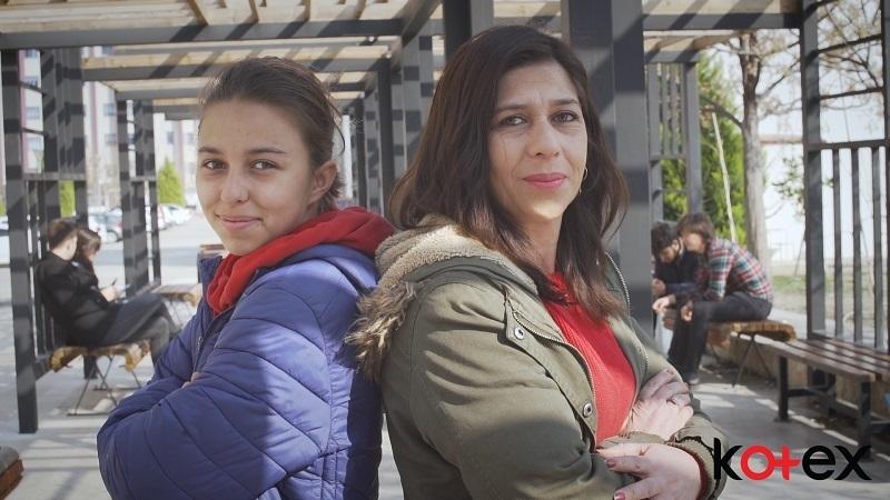 Her başarılı kadının arkasında güçlü bir anne var