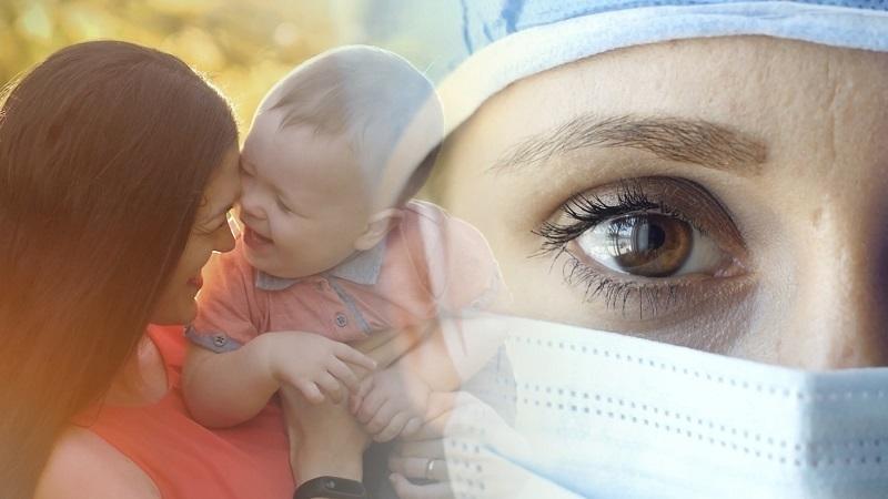 Wee Baby'den sağlık çalışanı annelere özel video