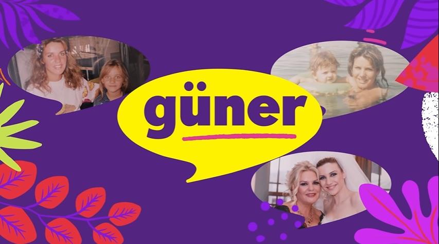 Annelerin isimleri Gratis logosunda...
