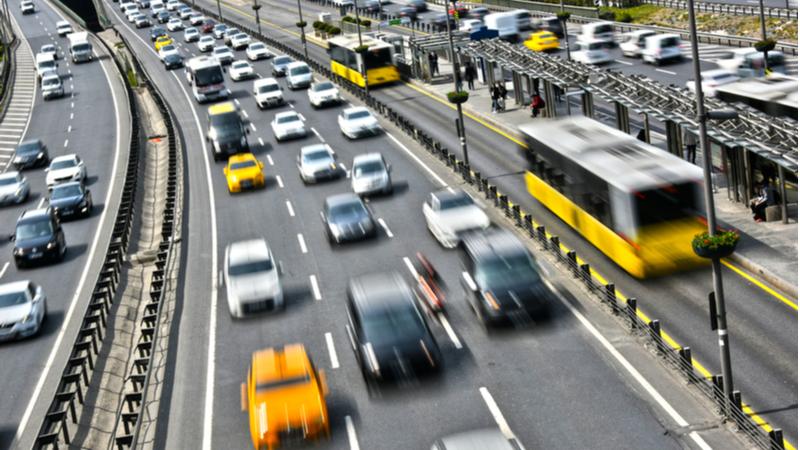 Yandex Navigasyon inceledi: Trafiğin derecesi yükseliyor!