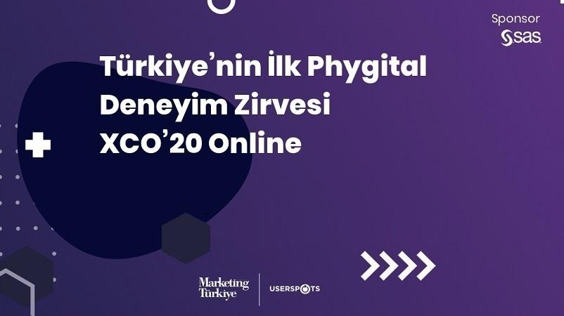 Türkiye'nin İlk Phygital Deneyim Zirvesi: XCO'20 Online