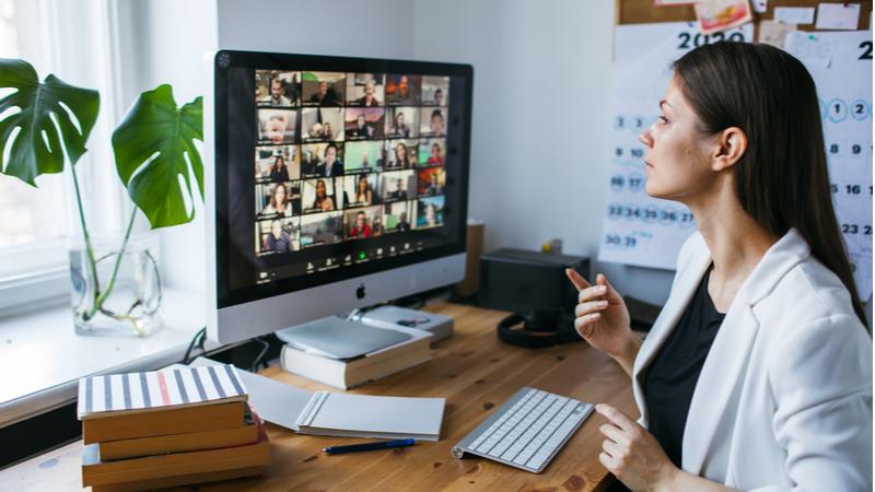 CFO'ların yüzde 56'sı gelecekte video konferanslara...