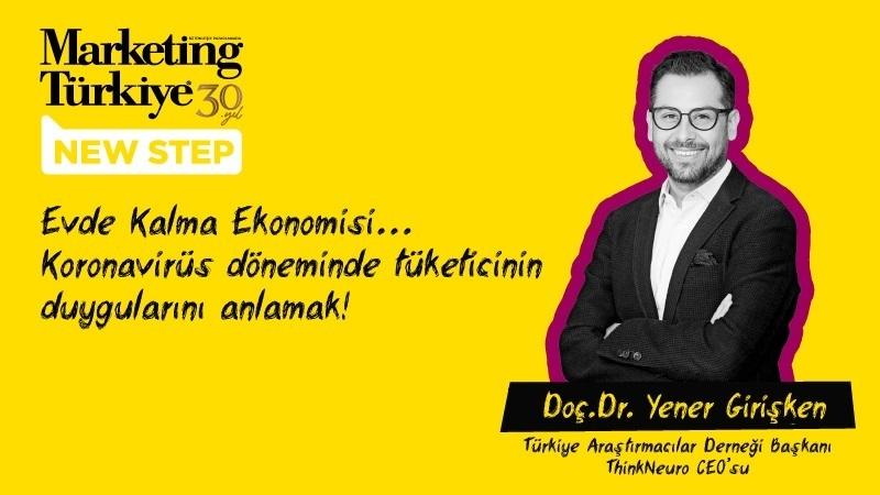 """Yener Girişken: """"Hiçbir şey eskisi gibi olmayacak"""" önermesi doğru değil!"""