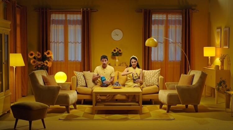 Çitliyo Kara Şimşek'in yeni reklam kampanyası yayında