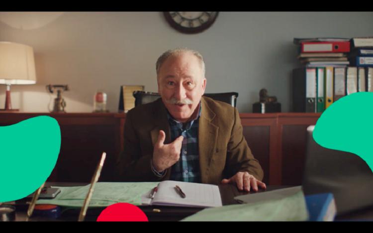 Mikro Yazılım'ın Altan Erkekli'li yeni reklam filmi yayında