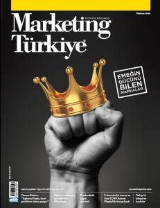 Marketing Türkiye Haziran sayısı dijital olarak yayında