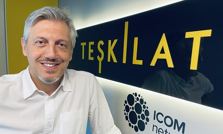 Teşkilat ICOM'a yeni kreatif direktör