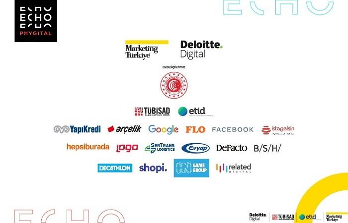 Türkiye'nin ilk phygital e-ticaret zirvesi ECHO Summit'in destekçileri belli oldu