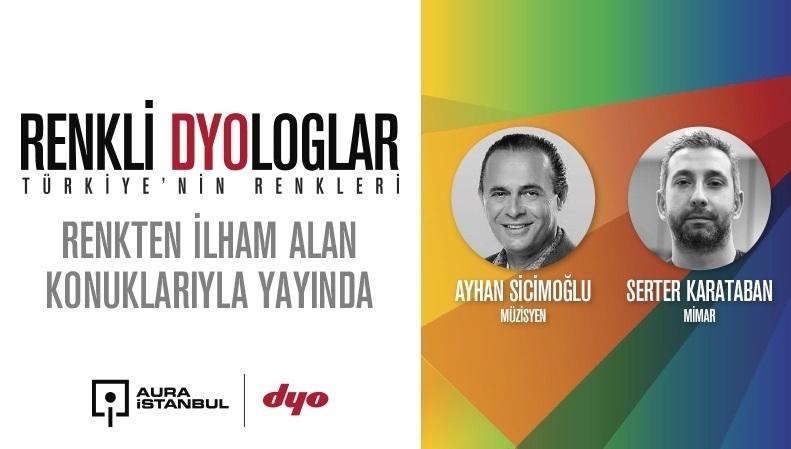 DYO ile Renkli DYOloglar'ın ikinci söyleşi serisi...