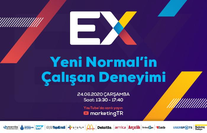 """""""Yeni Normal'in Çalışan Deneyimi"""" XCO'20 Online EX Day'de konuşulacak"""
