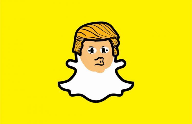 """Snapchat """"Keşfet""""te Donald Trump'a yer vermeyeceğini açıkladı"""