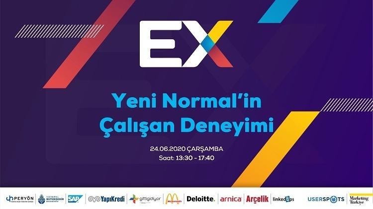 """""""Yeni Normal'in Çalışan Deneyimi"""" XCO'20 Online EX Day'de konuşuldu"""