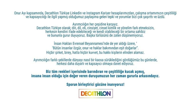 Decathlon Türkiye: