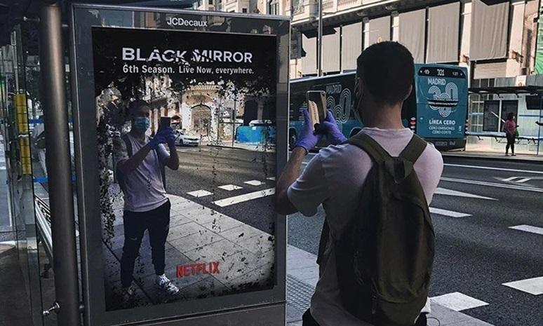 """""""Black Mirror 6. Sezon, gerçek dünyada yaşanıyor"""""""