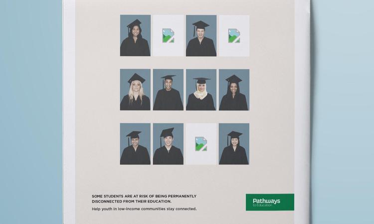Eğitimi yarıda kalan öğrenciler için farkındalık kampanyası: Disconnected Education