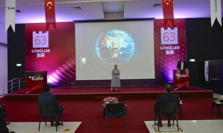 Kale Grubu 63'üncü Kuruluş Yıl Dönümü'nü ve Seramik Bayramı'nı uzaktan erişimle kutladı