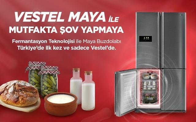 Vestel, MAYA Buzdolabı reklam filmini yayınladı