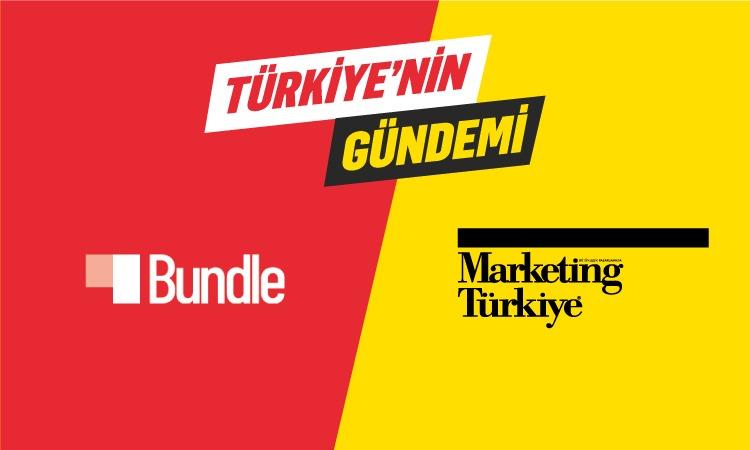 """""""Türkiye'nin Gündemi"""" Bundle işbirliğiyle Marketing Türkiye'de…"""