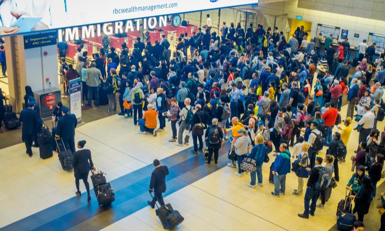 Yurt dışından Türkiye'ye göç edenlerin sayısı arttı