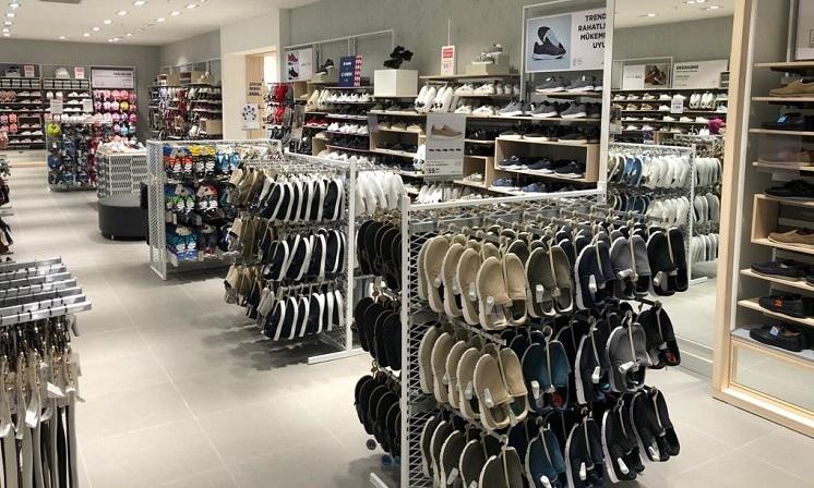 LC Waikiki'den yeni ayakkabı mağaza zinciri: LCW Steps