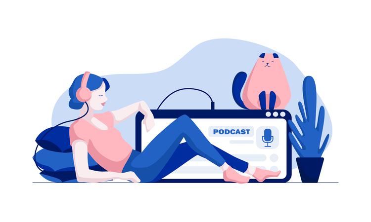 Dijital dünyanın yükselen trendi: Podcast