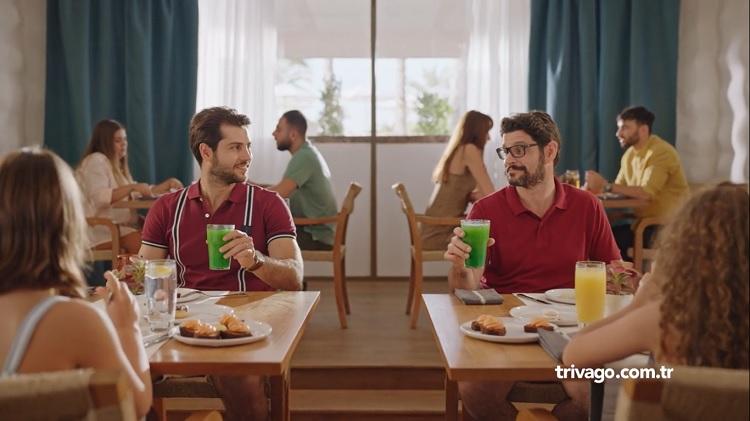trivago'nun yeni reklam filmi yayında