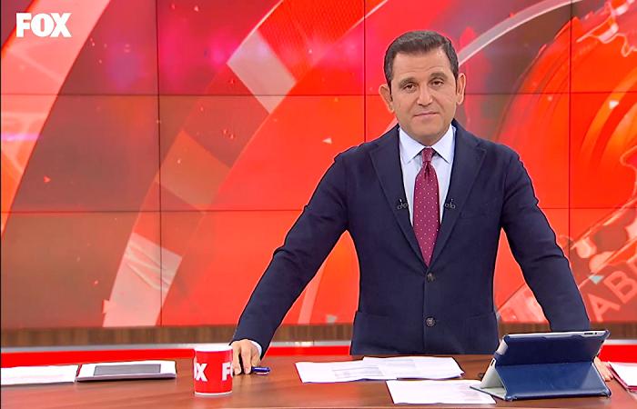 "Medyada flaş iddia: ""Fatih Portakal Fox TV'den istifa etti!"" Peki, neden?"