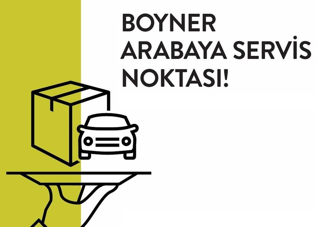 """E-ticarette bir ilk: Boyner """"Arabaya Servis Hizmeti""""ni başlattı…"""