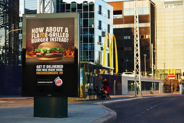 Geçtiğimiz ayın en dikkat çeken global reklam kampanyaları…