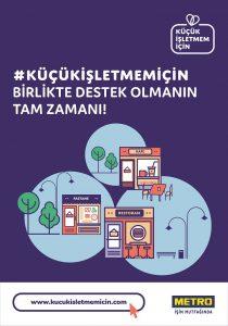 Metro Türkiye zor günde HORECA'nın yanında!