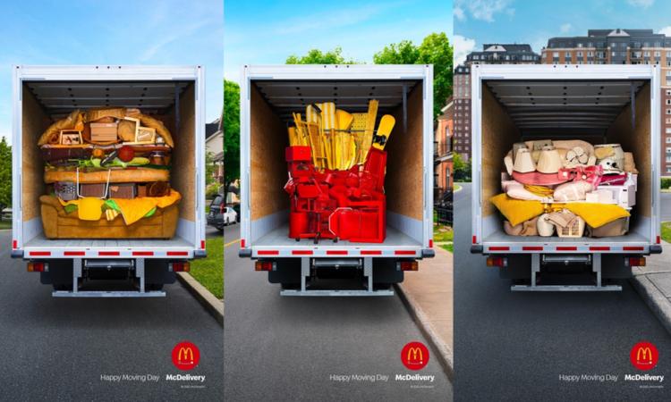 """McDonald's, Quebeclilerin """"Taşınma Günü""""nü kutluyor!"""