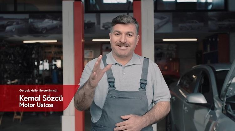 Petrol Ofisi'nin yeni reklam filmlerinin başrolünde tüketici ve gerçek usta var