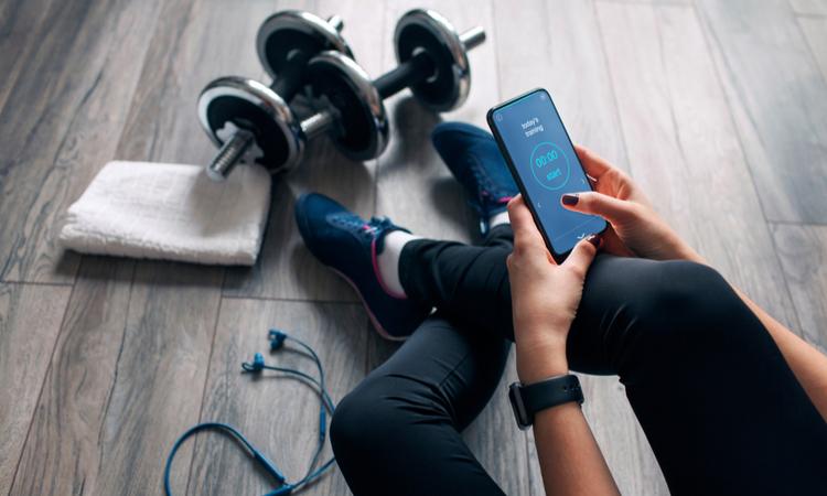 fitness spor app uygulama