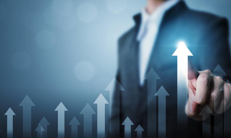 başarı yükseliş grafik para