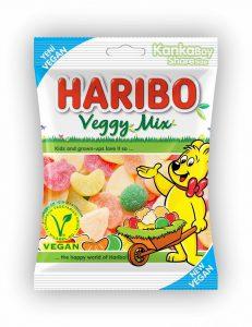Haribo'dan vegan yumuşak şeker!