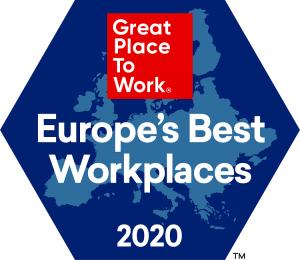 Avrupa'nın en iyi 125 şirketi!