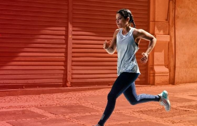 adidas ve Spor İstanbul'dan Türkiye'nin ilk sanal yarı maratonu