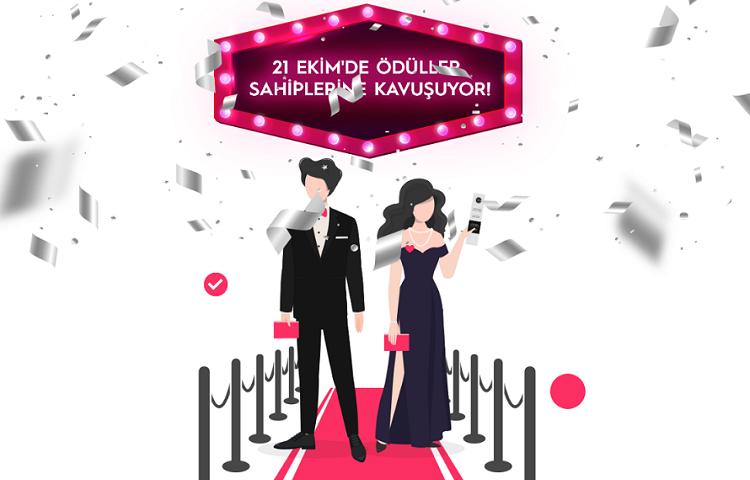 Social Media Awards Turkey 2020 Ödülleri Canlı Yayınla...