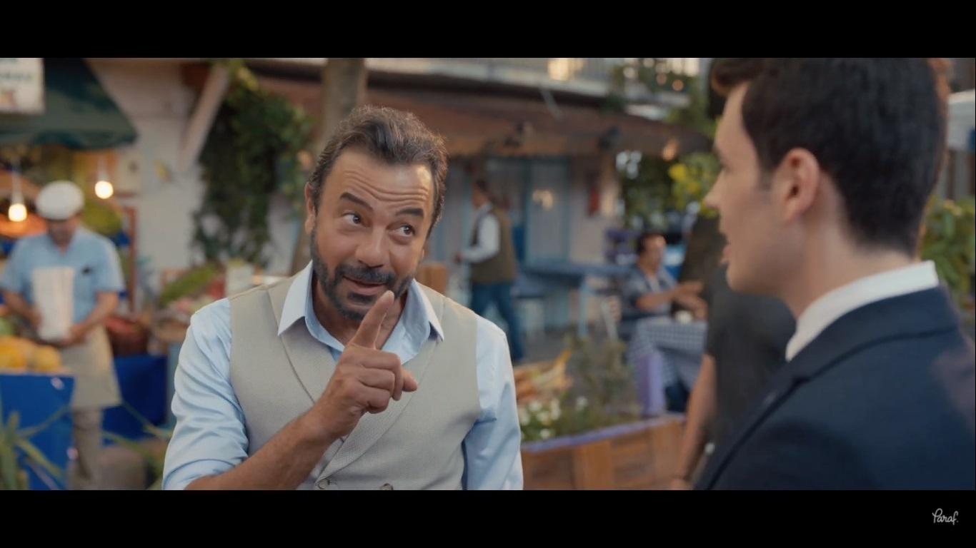 """Paraf'tan """"tek kelimelik"""" reklam filmi yayında"""